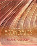Essentials of Economics, Gregory, Paul R., 0321238036
