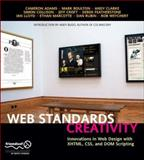 Web Standards Creativity, Andy Clarke and Andy Budd, 1590598032