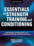Essentials of Strength Training and Conditioning, National Strength and Conditioning Association Staff, 0736058036