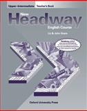 New Headway English Course : Upper-Intermediate, Soars, John and Soars, Liz, 0194358038