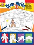 Draw... Then Write, Evan-Moor, 1557998035