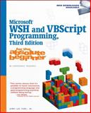 Microsoft WSH and VBScript Programming, Ford, Jerry Lee, Jr., 1598638033