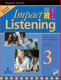 Impact Listening 3, Harsch, Kenton and Wolf-Quintero, Kate, 9620058038