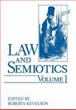 Law and Semiotics, , 0306428032