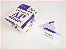 Essential AP Biology (flashcards), Princeton Review Staff, 0375428038