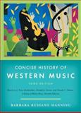 Concise History of Western Music 3rd Edition
