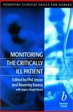 Monitoring the Critically Ill Patient, Ewens, Beverley, 063205803X