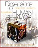 Dimensions of Human Behavior, Hutchison, Elizabeth, 0761988033