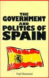 The Government and Politics of Spain 9780312158040