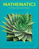 Mathematics for Elementary School Teachers, Charles, Randall and Cooney, Thomas, 0321448049