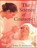 The Science of Cosmetics, Simmons, John V., 0333638042