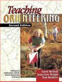 Teaching Orienteering, Carol McNeill and Jean Cory-Wright, 0880118040