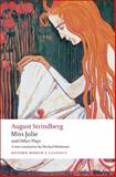 Miss Julie and Other Plays 1st Edition