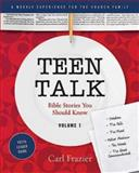 Table Talk Volume 1 - Teen Talk Youth Leader Guide, Carl Frazier, 1426758049
