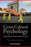 Cross-Cultural Psychology 9781405198042