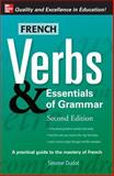 French Verbs and Essentials of Grammar, Simone Oudot, 0071498044