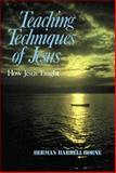 Teaching Techniques of Jesus 9780825428043