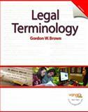 Legal Terminology, Brown, 0131568043