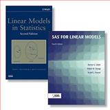 SAS System for Linear Models, Fourth Edition + Linear Models in Statistics, Second Edition Set, Littell, Ramon C. and Freund, Rudolf, 0470388048