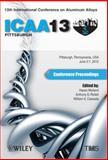 13th International Conference on Aluminum Alloys : ICAA 13, , 1118458044