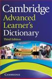 Cambridge Advanced Learner's Dictionary, Not Available (Na) Cambridge University Press, 0521858046