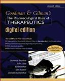 Goodman and Gilman's Pharmacological Basis of Therapeutics Digital Edition, Brunton, Laurence and Parker, Keith, 0071468048