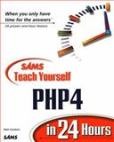 Teach Yourself PHP4 in 24 Hours, Schaffner, Brian and Zandstra, Matt, 0672318040