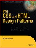 Pro CSS and HTML Design Patterns, Michael Bowers, 1590598040