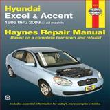 Hundai Excel and Accent 1986 Thru 2009, Max Haynes, 1563928043