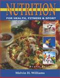 Nutrition, Fitness and Sports, Williams, Melvin H., 0072288043