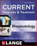 Current Diagnosis and Treatment - Rheumatology 3rd Edition