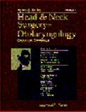 Head and Neck Surgery -- Otolaryngology, Bailey, Byron J., 0397518056