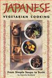 Japanese Vegetarian Cooking, Patricia Richfield, 0895948052