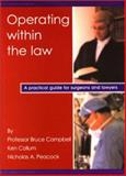 Operating Within the Law, Campbell and Callum, 1903378052