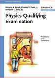Physics Qualifying Examination, Horacio A. Farach and Charles P. Poole, 3527408053