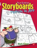 Storyboards - Motion in Art, Simon, Mark A., 0240808053
