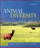 Animal Diversity with Connect Plus Access Card, Cleveland Hickman, 1259308057