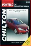 Pontiac G6--2005 Thru 2009, Jay Storer and John H. Haynes, 1563928051