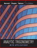 Analytic Trigonometry with Applications, Barnett, Raymond A. and Ziegler, Michael R., 0470648058