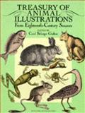 Treasury of Animal Illustrations, , 048625805X