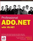 Professional ADO.NET Programming with VB.NET 9781861008060