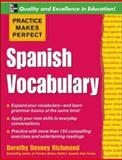 Spanish Vocabulary, Dorothy Richmond and Devney Richmond, 0071458069