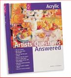 Artists' Questions Answered - Acrylic, Cuthbert, David, 1560108061