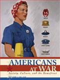 Americans at War : Society,Culture and the Homefront, Resch, John Phillips, 002865806X