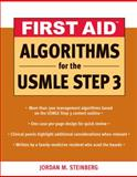 Algorithms for the USMLE Step 3, Steinberg, Jordan M., 0071508066
