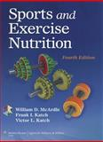 Sports and Exercise Nutrition, Katch, Victor L. and McArdle, William D., 1451118066