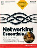 Networking Essentials : Hands-On, Self-Paced Training for Local and Wide Area Networks, Microsoft Official Academic Course Staff, 1556158068