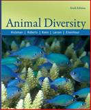 Animal Diversity, Eisenhour, David and Hickman,  Cleveland, Jr., 0073028061