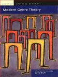 Modern Genre Theory 9780582368064