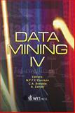 Data Mining IV, C. A. Brebbia, A. Zanasi, 1853128066